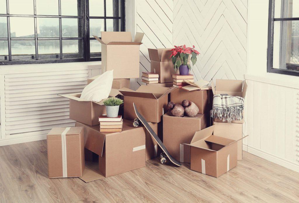 Гофрокороб для переезда. 5 советов для надежной перевозки коробки.